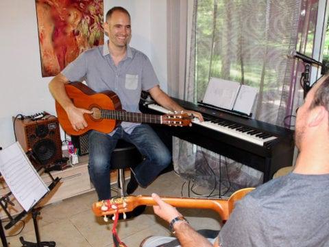 Atelier de musique et sophrologie