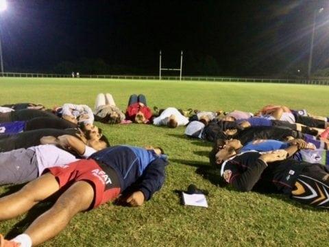 sophrologie et sport équipe entrainement préparation compétition