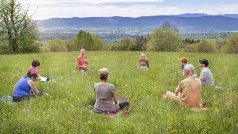 Au contact de ma nature - Atelier en nature pour tous le 12 juin