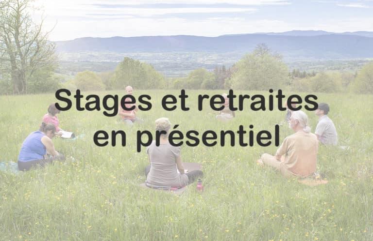 Stages et retraites de sophrologie et focusing